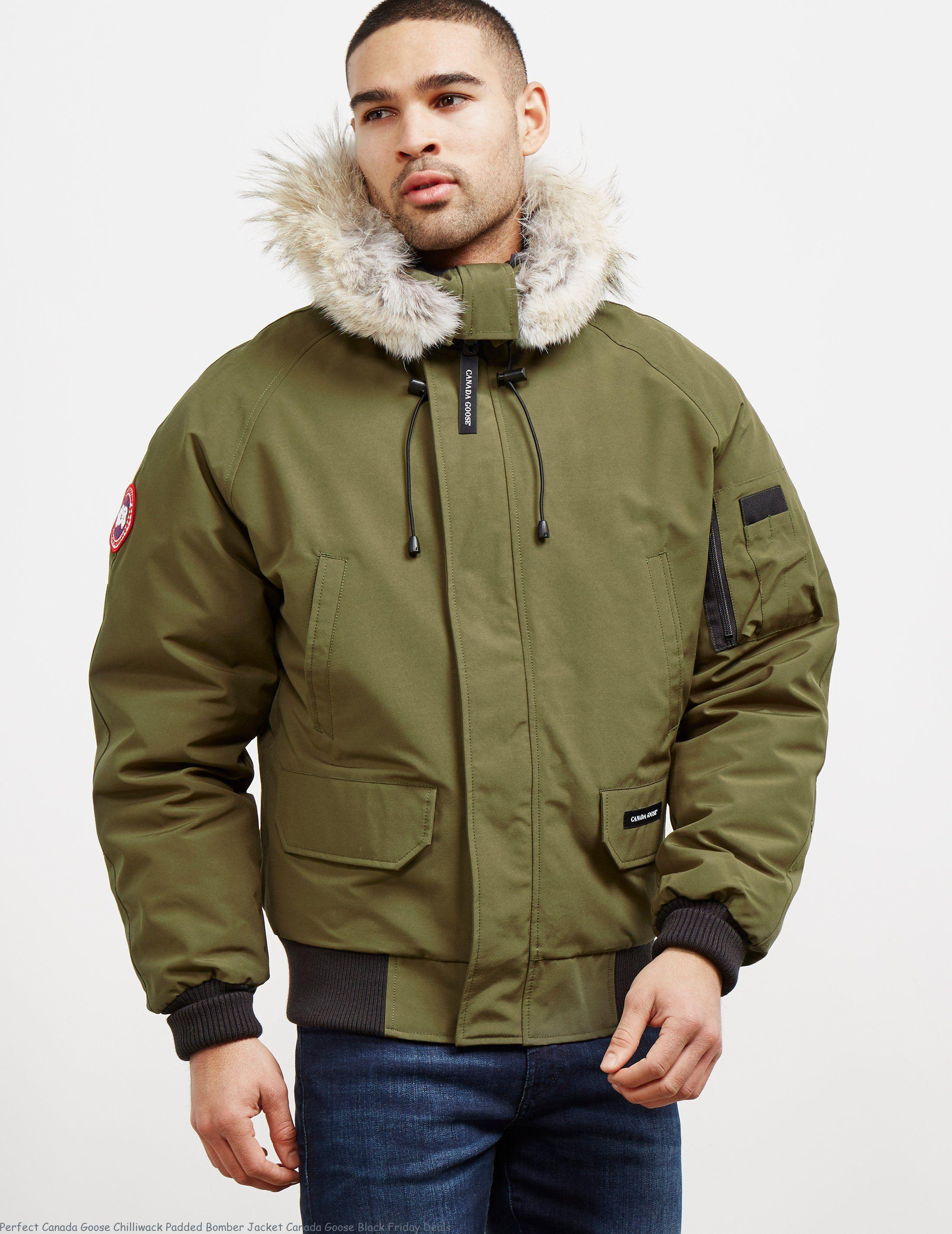 Perfect Canada Goose Chilliwack Padded Bomber Jacket Canada Goose Black Friday Deals Canada Goose Outlet Sale Best Canada Goose Jackets
